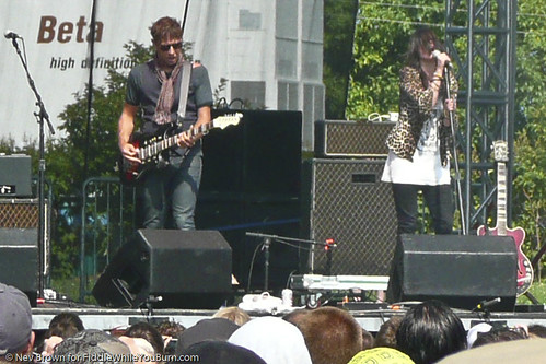 08.01 the Kills @ Lollapalooza (1)