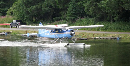seaplaneonwater