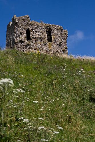 Roman ruins at Dover Castle