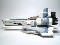 side (olo) Tags: toys lego space explore viper battlestargalactica moc bsg ryper chieflug chiefluginitiation wintermuteindustries
