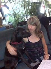 Al asks Lulu if she needs a hug