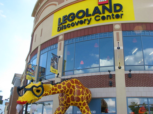 Theme Park Review • PHOTO TR: New LEGOLAND DISCOVERY ...