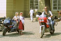Діти & байкери (Minarge) Tags: lj lviv ukraine flagday львів canonixus950is площаринок