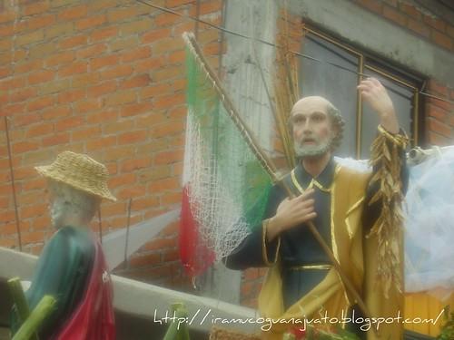 San Pedro y San Pablo en Irámuco