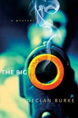 The Big O American cover, Declan Burke