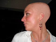 6 Apr rasage (giusma) Tags: woman bald calva