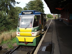 Parry People Mover at Stourbridge
