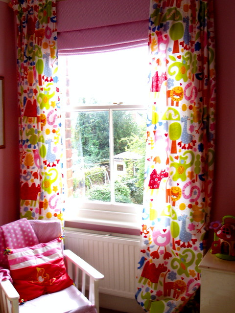 Chair Covers and Curtains
