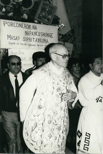 Monseñor José Antonio Dammert Bellido