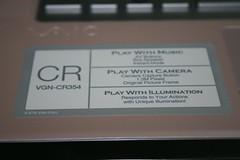 Sony Vaio CR VGN CR354