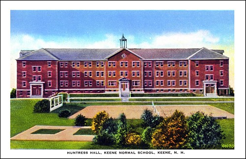 Keene (NH) United States  city images : Hall, Keene State College, Keene, NH by Keene and Cheshire County NH ...