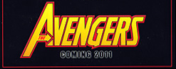 avengers movie logo