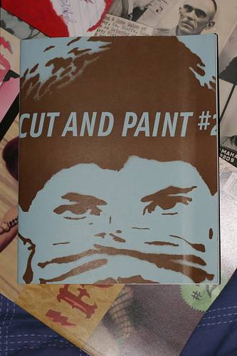 cut & paint #2 zine