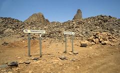 Med125 (alfjodor) Tags: sahara algeria travels adventure viaggi deserto reportage hoggar tamanrasset assekrem avventura avventure 3opelnelsahara saharacrossing