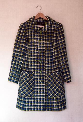 Верхняя одежда 60 х годов рецепт стиля