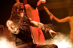 Gorgoroth live @ 013, Tilburg (NL) (Tibor Kuijs) Tags: show black records netherlands metal dark concert live dani devil ambient filth 013 tilburg alternative roadrunner satanic gorgoroth godspeed cradleoffilth thornography 2453cradle013 lastfm:event=573860