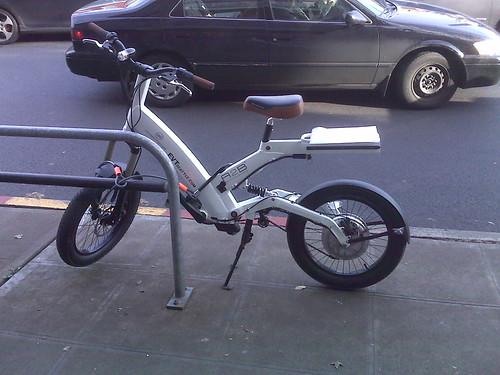Electro bike in fremont