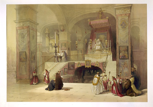 003-Capilla de la Anunciación en Nazaret