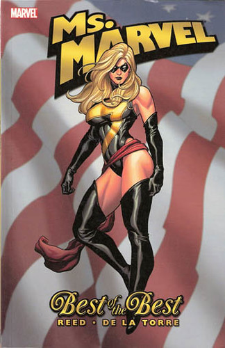 Ms. Marvel, v. 1: Best of the Best cover