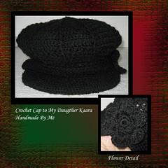 Cap To My Daugther Kaara / Boina para mi Hija Kaara