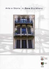 Copertina libro Arte e Storia in Zona 3 a Milano