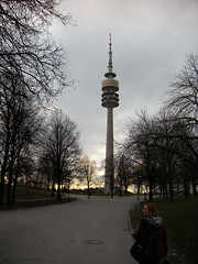Olympic Tower Munich Germany