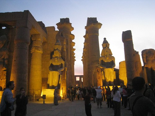 Luxor Temple - Egypt 2008