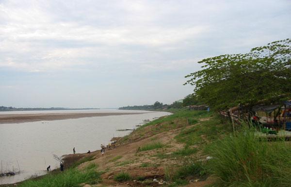 Река Меконг (Mekong river).