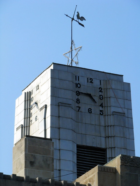 Franklin County Courthouse 3: Clock Tower