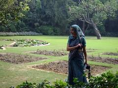 The Indira Gandhi Memorial