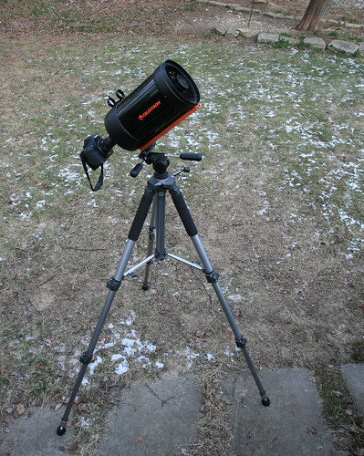 Canon 5D Mark II 2 + Tripod + Scope