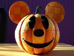 Halloween ? (Rick & Bart) Tags: halloween pumpkin disney mickey waltdisney botg rickbart rickvink