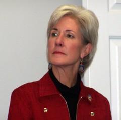 Kansas Governor Kathleen Sebelius 1