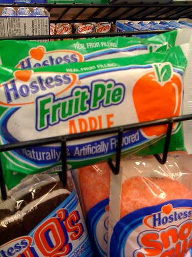 Hostess Fruit Pies?! I feel like I'm in an ad in a 70's comic book!