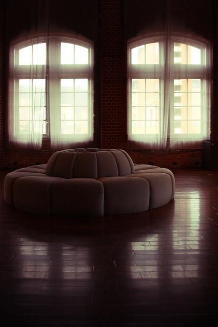 夢現な窓明かり