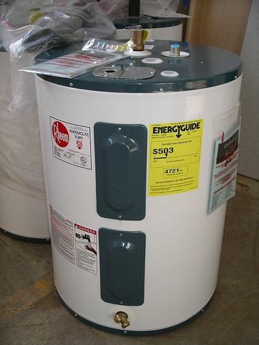 30 Gallon Electric Water Heaters $150.