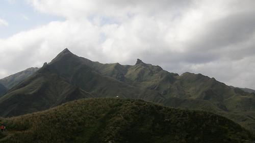 031.茶壺山及半平山連稜