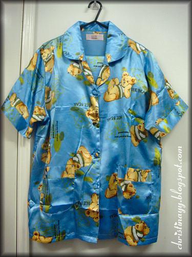 Bee Bear 2-Piece Pajama