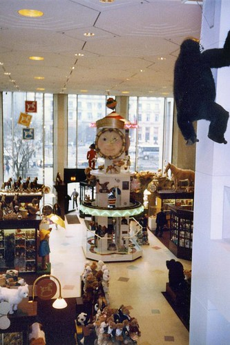 FAO Schwarz - 5th Avenue, New York, NY
