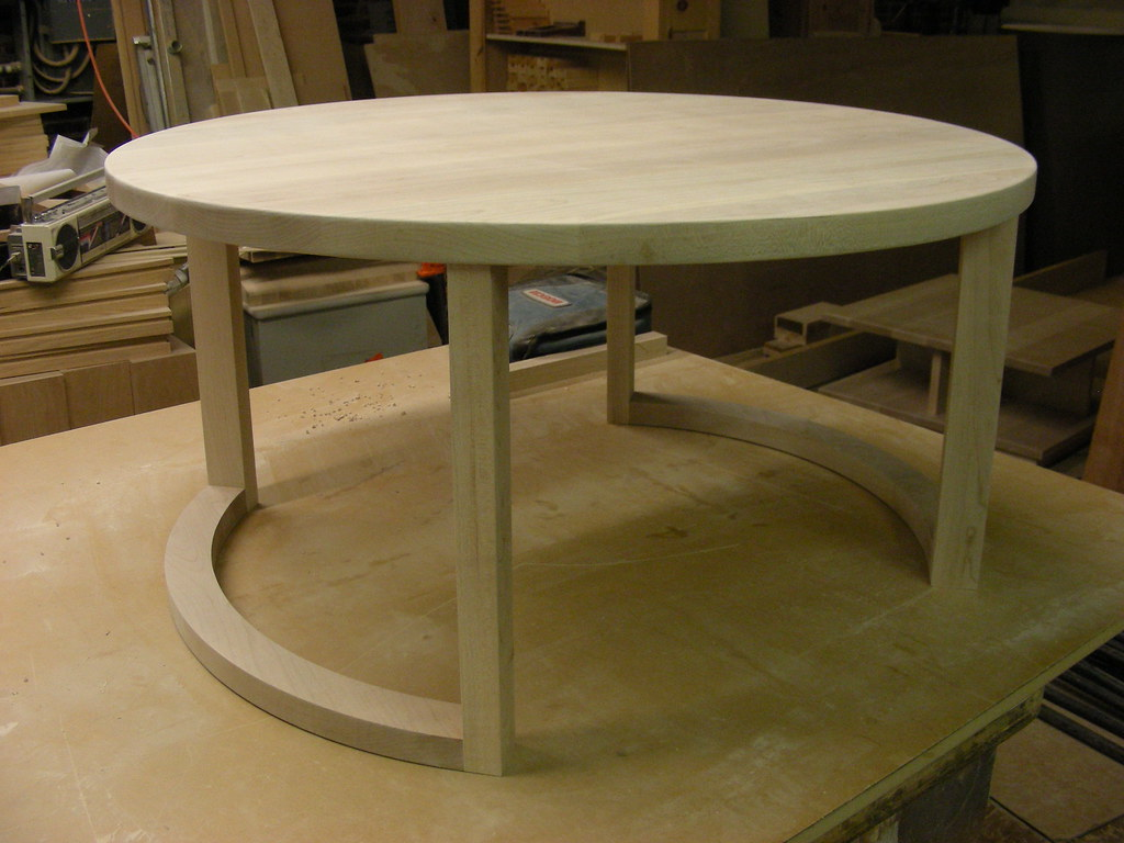 2nd Table, Round Coffee Table