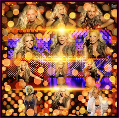 Britney Spears - Piece Of Me (gorigo) Tags: me spears piece britney blend of gorigo goripanda