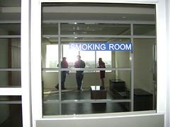 Sunee Grand Hotel Ubon Smoking Room