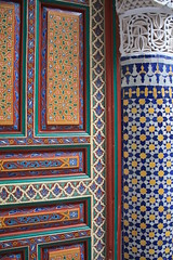 (gabbylawson) Tags: colour decorative morocco fes riad gabbylawson riadsara