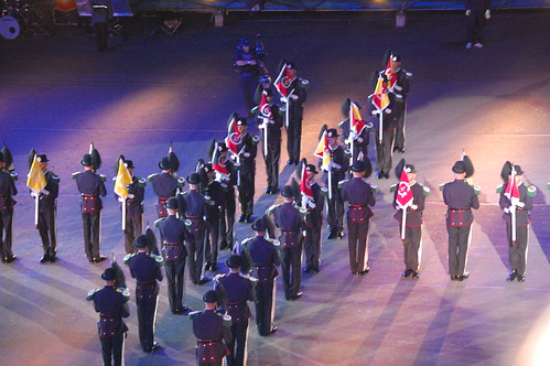 Edinburgh Tattoo 2008