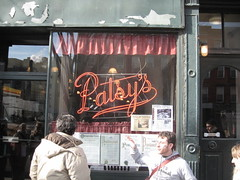 Patsy's Pizza Shop