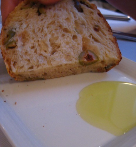 Olive Bread and Oil