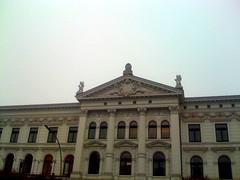 Konjunkturprogramm am Altonaer Rathaus