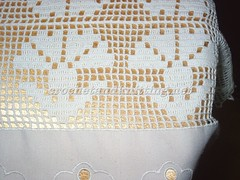 Napkin Lace Coffee Table Cover pattern