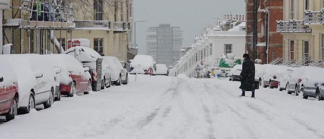 Snowy Powis Road