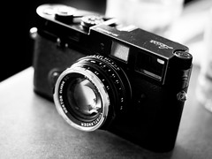 Leica MP (twatson) Tags: camera nikkor50mmf14d blakcandwhite 50mmf14d leicamp